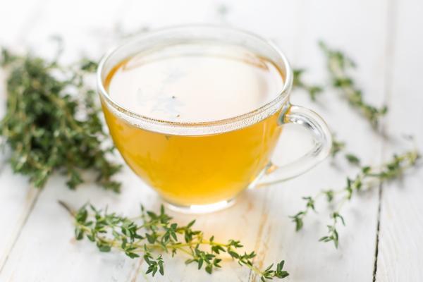 Пряные травы тоже заваривают как чай