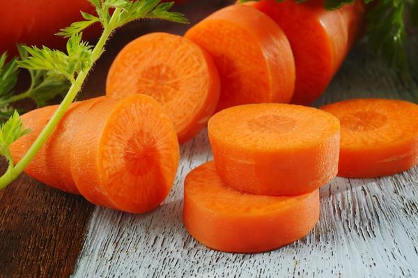 Морковь - основной ингредиент джема