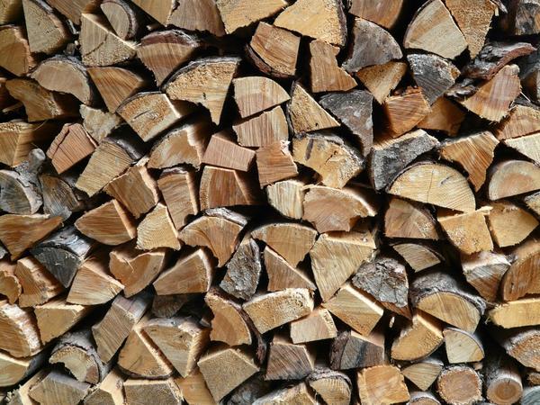 Как и где хранить дрова