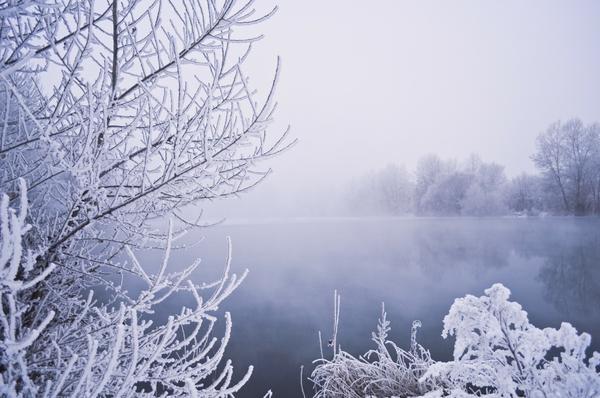 Зима уже на пороге