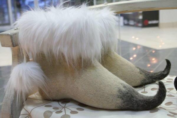 И такие валенки сегодня тоже бывают, фото с сайта mygazeta.com