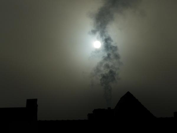 Цвет дыма может рассказать о состоянии дымохода