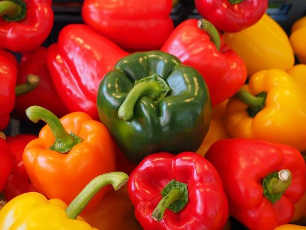 Сорта перца отличаются по срокам созревания, а не только по внешнему виду