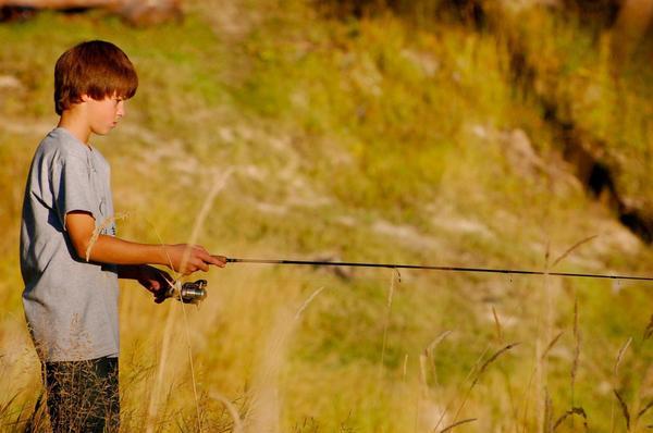 На Петра - самое время для рыбалки