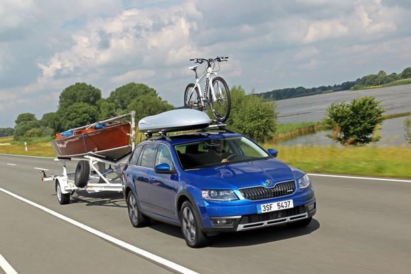 Как разместить в автомобиле все, что нужно на даче?
