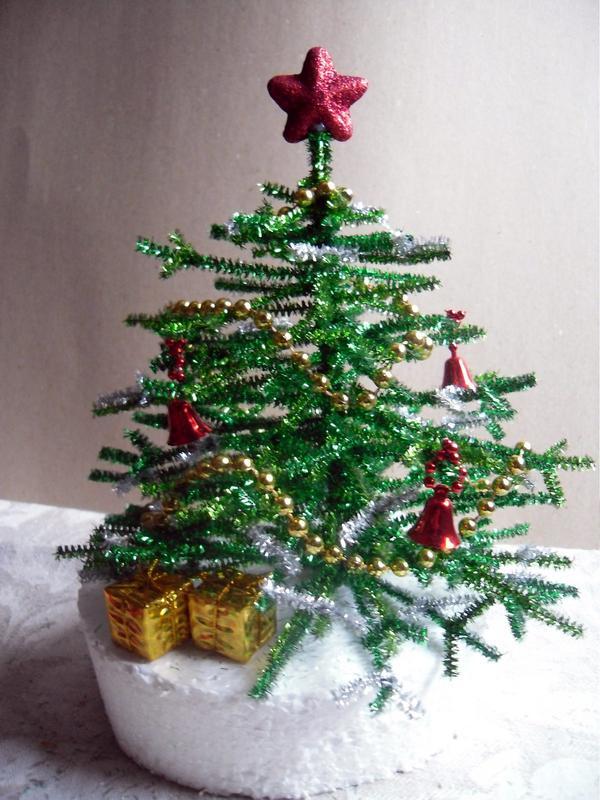 Вот и готова наша елка!