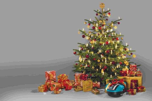 Настало время выбирать новогодние подарки
