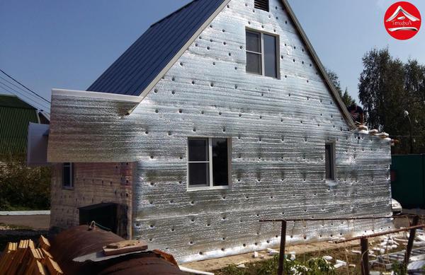 Теплый дом - мечта каждого домовладельца