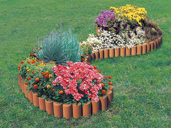 Ограждение декоративное Садовый конструктор