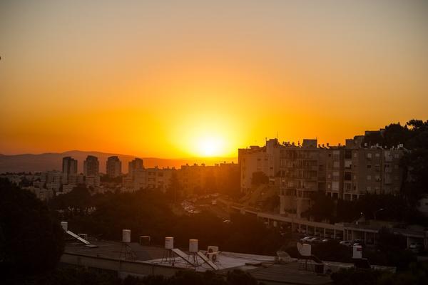 Вчера на закате начался Рош ха-Шана - еврейский Новый год