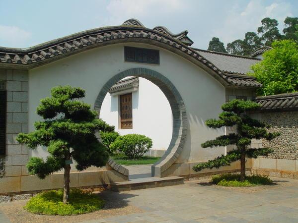 Заглянем в китайский сад и попробуем понять его философию