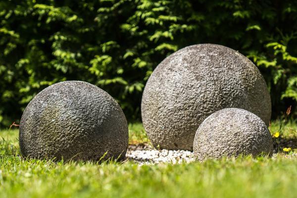 Использование кругов или шаров расширяет узкое пространство