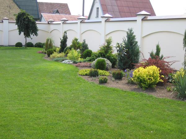 Важно не только создать красивый сад, но и просчитать перспективы его дальнейшей жизни