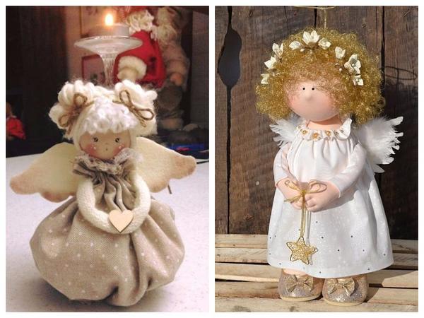 Милые и очаровательные ангелы