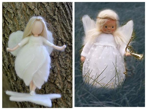 Нежные ангелы