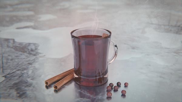 Глинтвейн - популярный зимний напиток