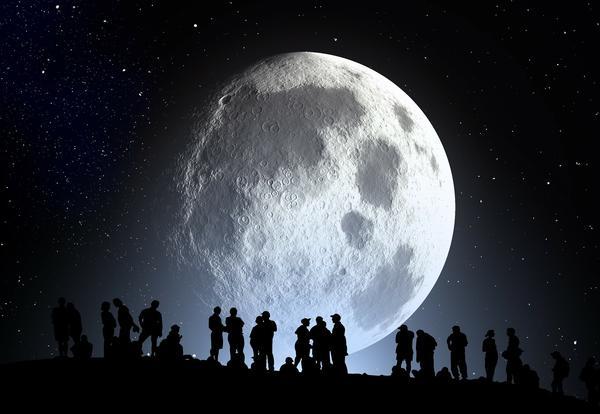 Влияние Луны активно обсуждают - но все больше на уровне легенд и домыслов