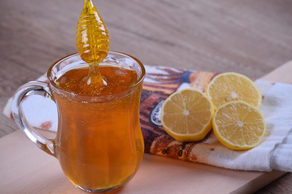 Мед и лимон для поддержки иммунитета