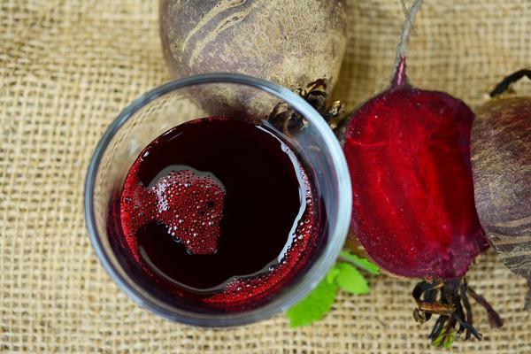Свекольный сок - доступное лекарство от простуды и гриппа