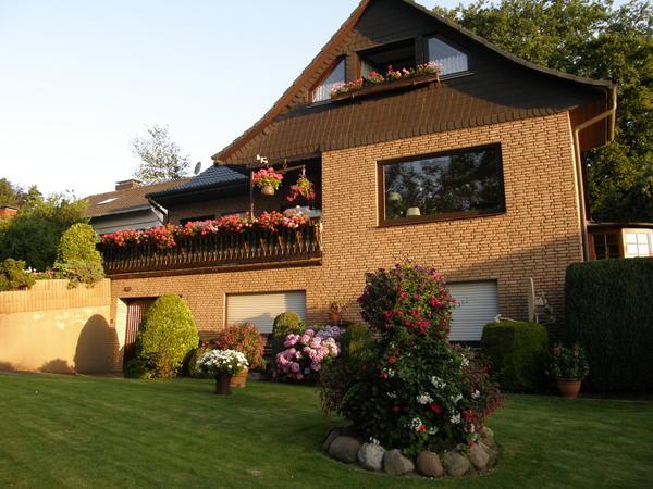 Американизированный коттеджный сад наиболее популярен у среднего класса