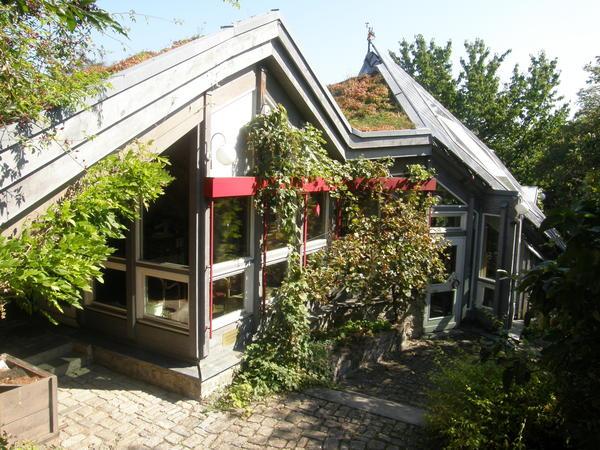 У современных немцев популярен экологический подход во всем, начиная от конструкции дома
