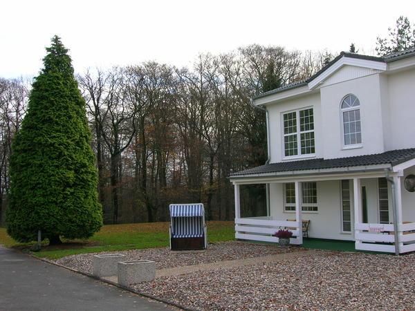 В садах на севере Германии ощущается английское влияние