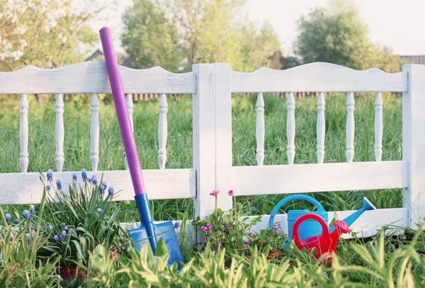 Красивый, оригинальный, элегантный и необычный забор