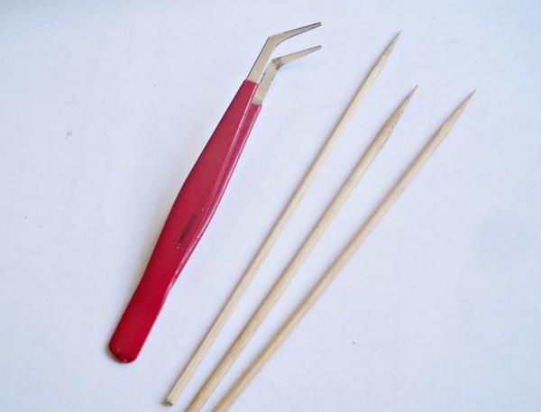 Инструменты для посева мелких семян