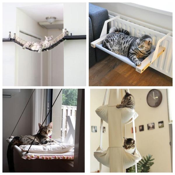 Гамаки и лежанки для любителей комфортного отдыха
