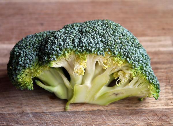 Брокколи - еще один суперполезный овощ