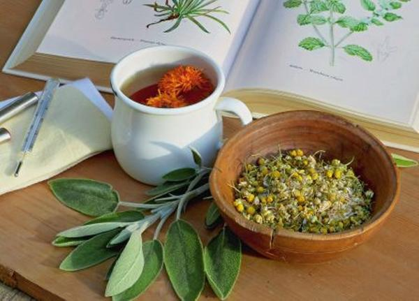 Натуральные природные средства помогут вылечить простуду
