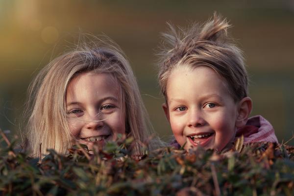 А что сделает счастливым вашего ребенка?