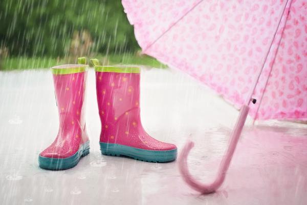 Дождь - это не обязательно плохая погода