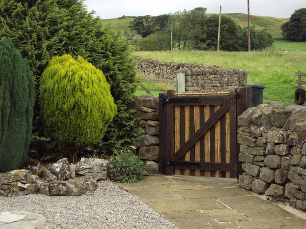 Заглянем в необычный сад в Йоркшире