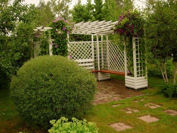 Наши впечатления и эмоции от сада формируются под влиянием законов прекрасного