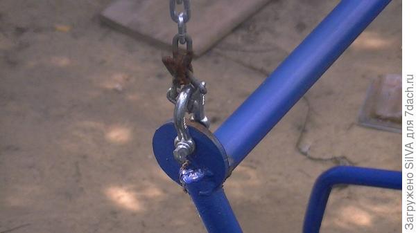 карабины с цепью