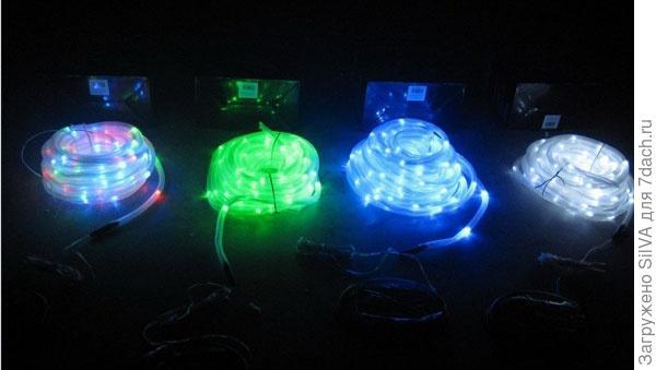светодиодные жгуты