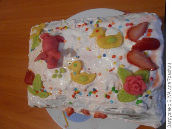 торт на Н.Г