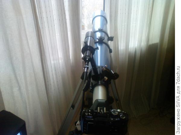 камера+ телескоп