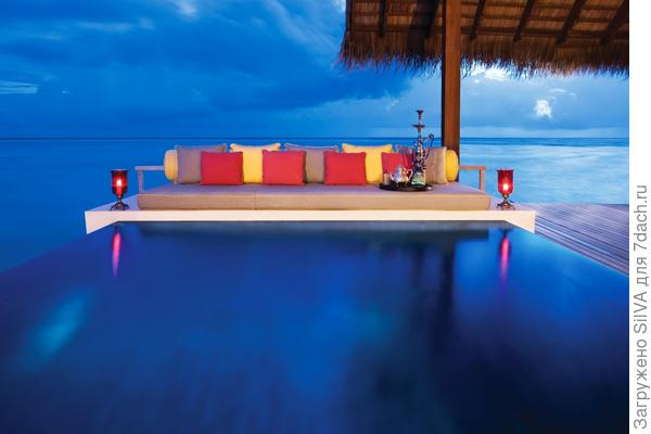 Бассейн  One & Only Reethi Rah, Мальдивы