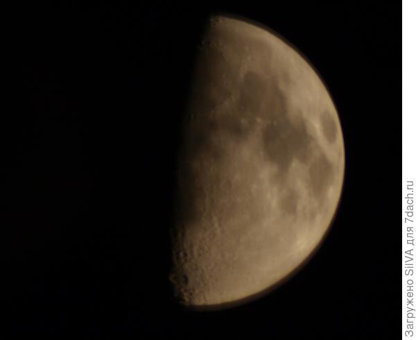 луна из моего окна