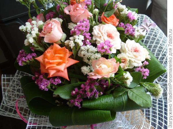 Вера, Надежда и Любовь - цветы для вас