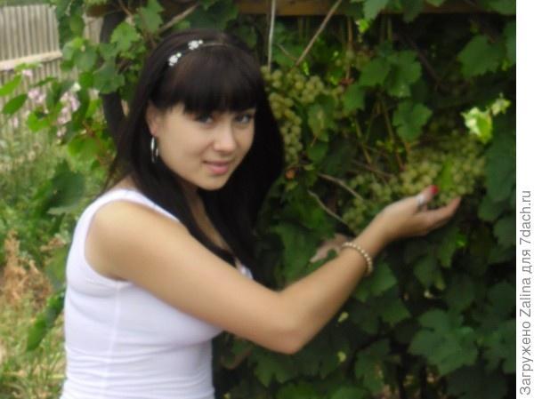 Виноград - любимая ягода всей нашей семьи)))