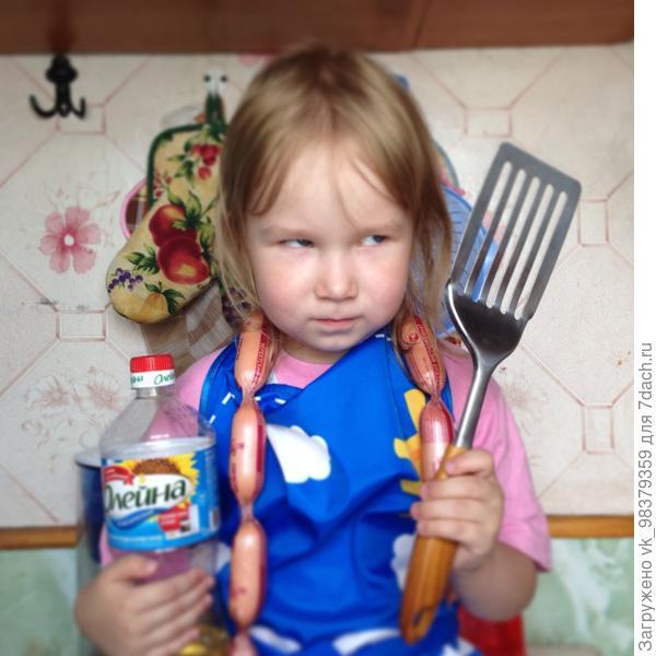 С Олейной может готовить даже ребенок!