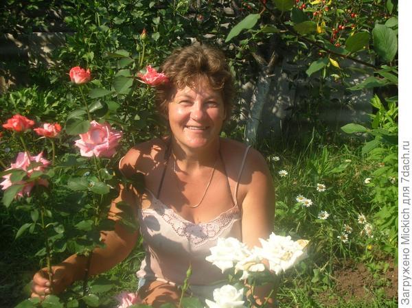 Лето, солнце, отдых и цветы!!!!
