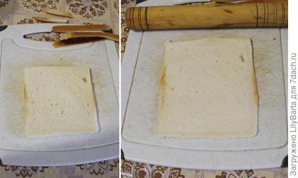 подготовка хлеба