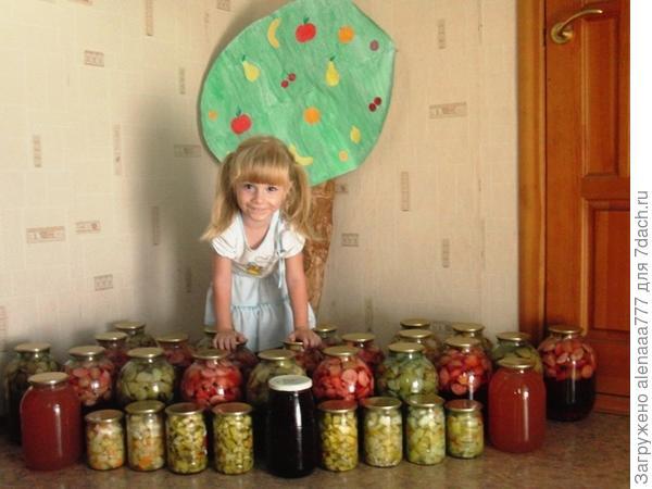 Дачная  история одной удачная простой русской семьи!