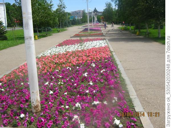 Бульвар Победы.