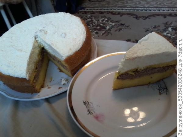 Тортик.