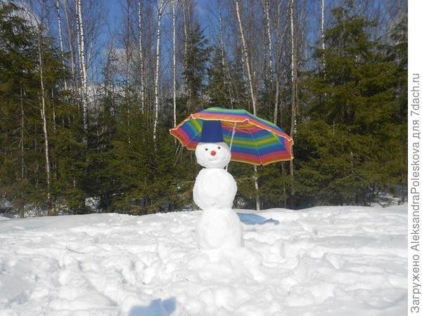 На даче зимой, не хуже чем летом!
